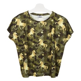 Gold Unicorn T-shirt 21