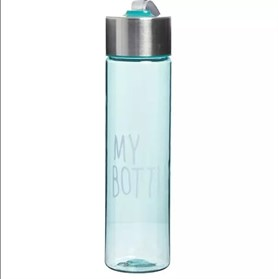 My Bottle Pet Metal Kapak Matara 500 ml Turkuaz